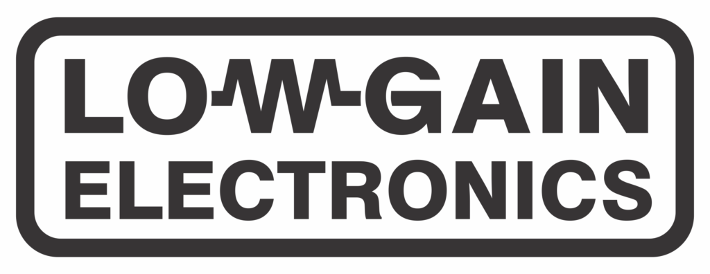 low-gain-electronics-master-logo